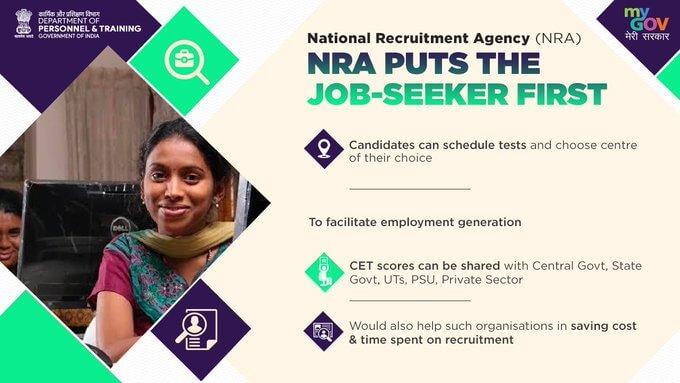 nra puts the job seeker first