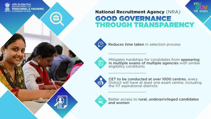cet - good governance through transparency
