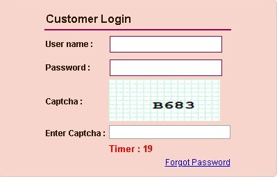 ssmms customer login page