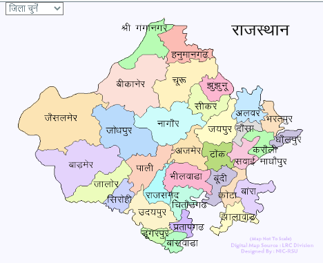 Choose Your Account Rajasthan District