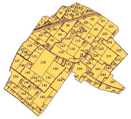 Uttar Pradesh bhunaksha - Land Map