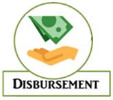 disbursment icon