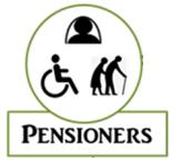 pensioners icon