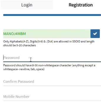 rajasthan ssoid registration - sso rajasthan login page redirected by google