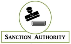 sanction authority icon