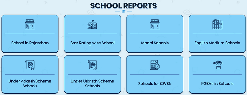 school report page