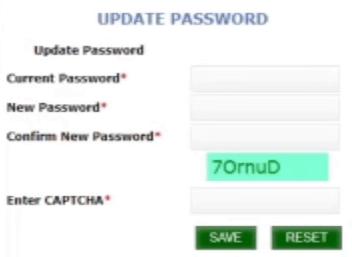 update uttar pradesh hrms password