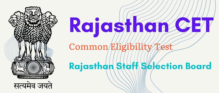 Rajasthan CET exam