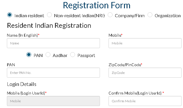 gyansankalp registration form