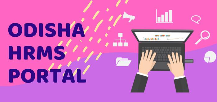 Odisha HRMS Portal