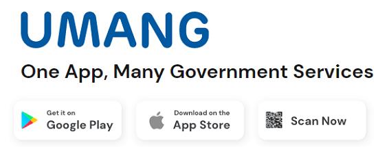 app download link on umang website