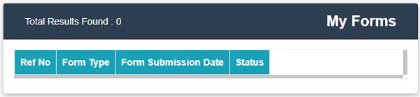 nvsp portal user dashboard