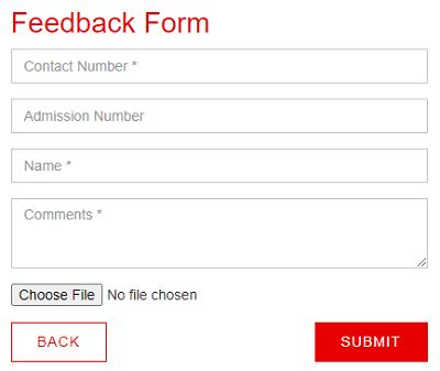 e-praghna feedback form